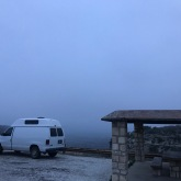 Scenic overlook- TX